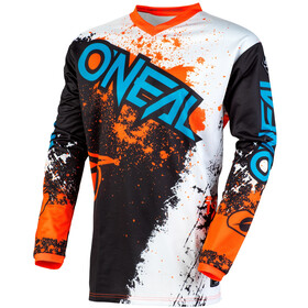O'Neal Element Maillot Impact Hombre, black/orange